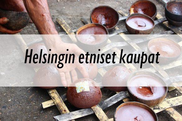 Opas Helsingin etnisiin kauppoihin