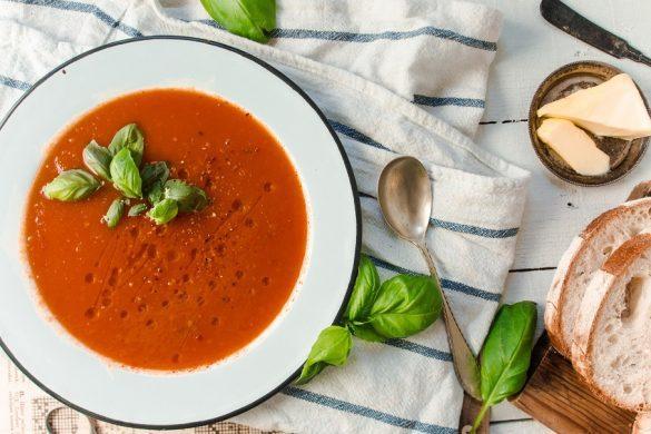 Täydellisen tomaattikeiton valmistus