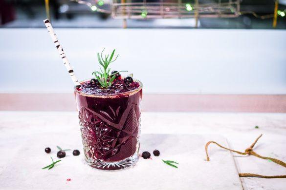 """""""Pakkasen purema""""-mocktail - Kuinka tarinasta syntyy drinkki - @mocktailschool"""