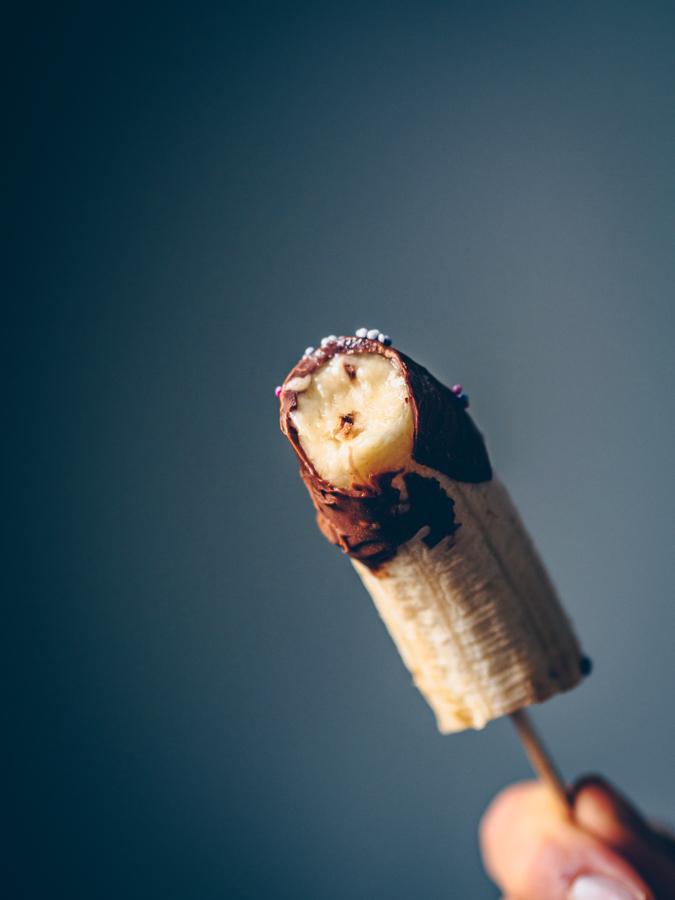Banaanijäätelöpuikot