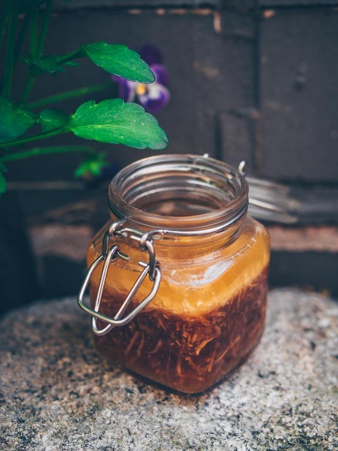 Thai-lohisalaatti vesimelonilla