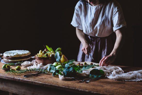 Terveiset unelmien ruokakuvauskurssilta Ranskasta
