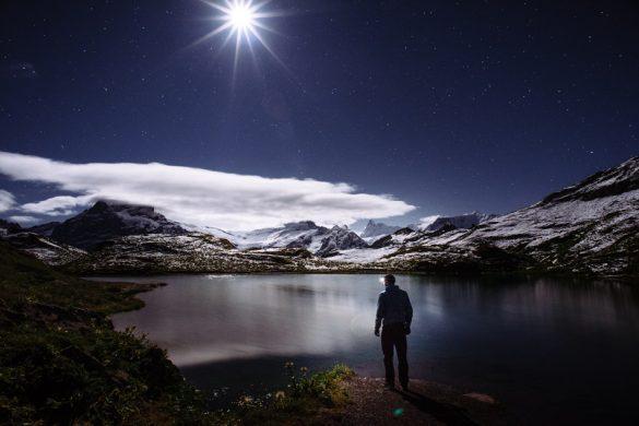 Elämäni kylmin ja kaunein yö - Sveitsin Grindelwald