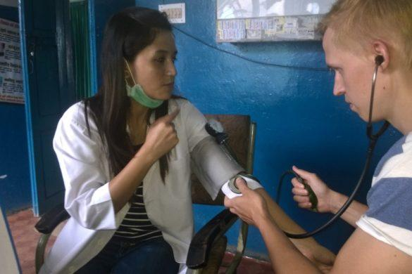 Markus: Tarina nepalilaisesta terveydenhuollosta