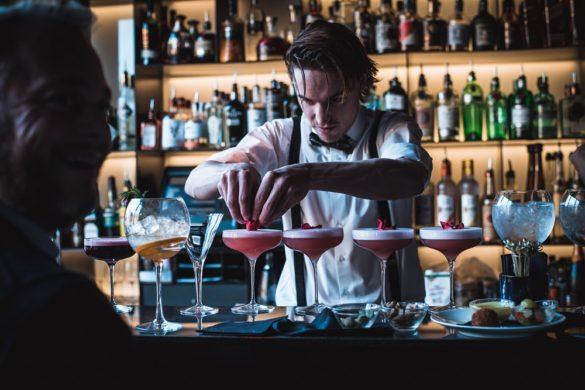 Amsterdamissa: Mangolassi-cocktail ja totuus ammattimaisten juomakuvien takaa