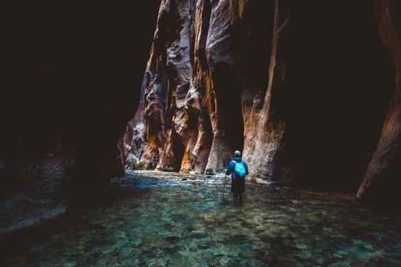 Zionin kansallispuisto, Utah - vaeltajan paratiisi