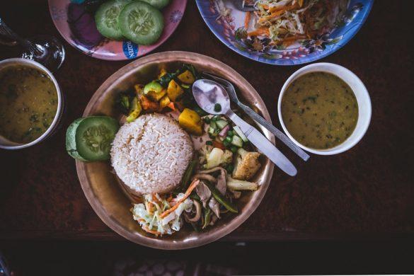 Ruokapäiväkirja Nepalista