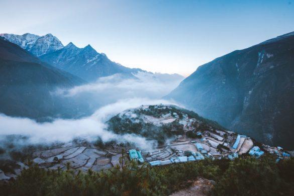Piirtäjäpoika Nepalista