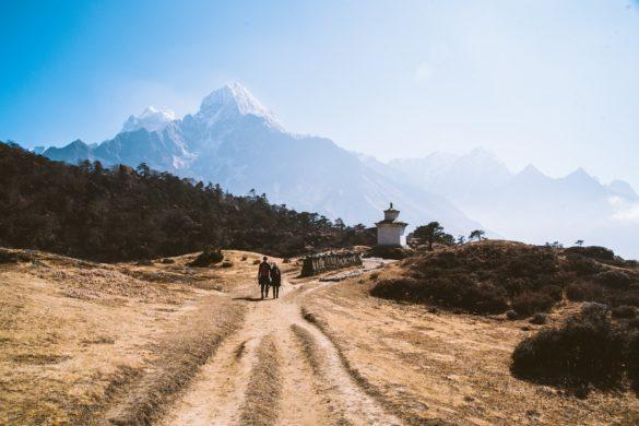 Markus: Nepalin reissu osa 1. Suunnittelu ja valmistautuminen