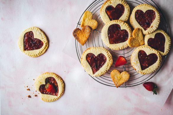 Linzer-keksit