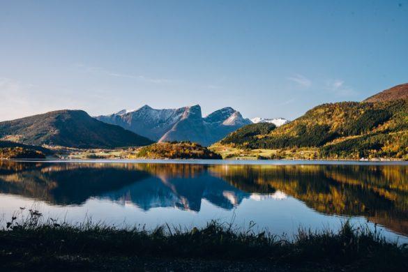 Länsi-Norjan road trip ja minkälaista on Norjassa lokakuussa