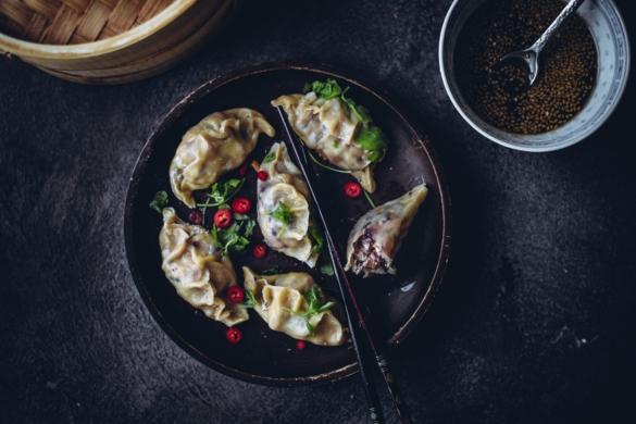 Kiinalaiset dumplingsit (V)
