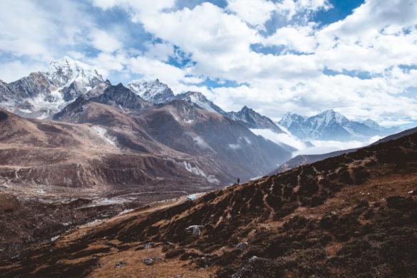 Matkavideo Nepalista ja miten Nepal oli kaiken alku