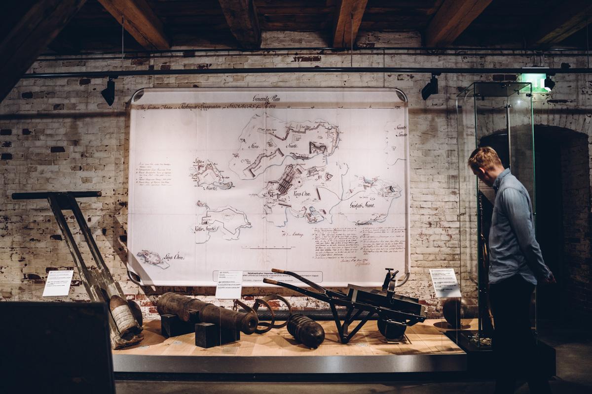 Suomenlinna museo